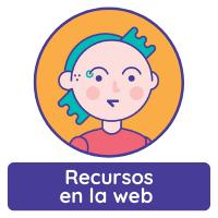 """Ícono """"recursos en web"""""""